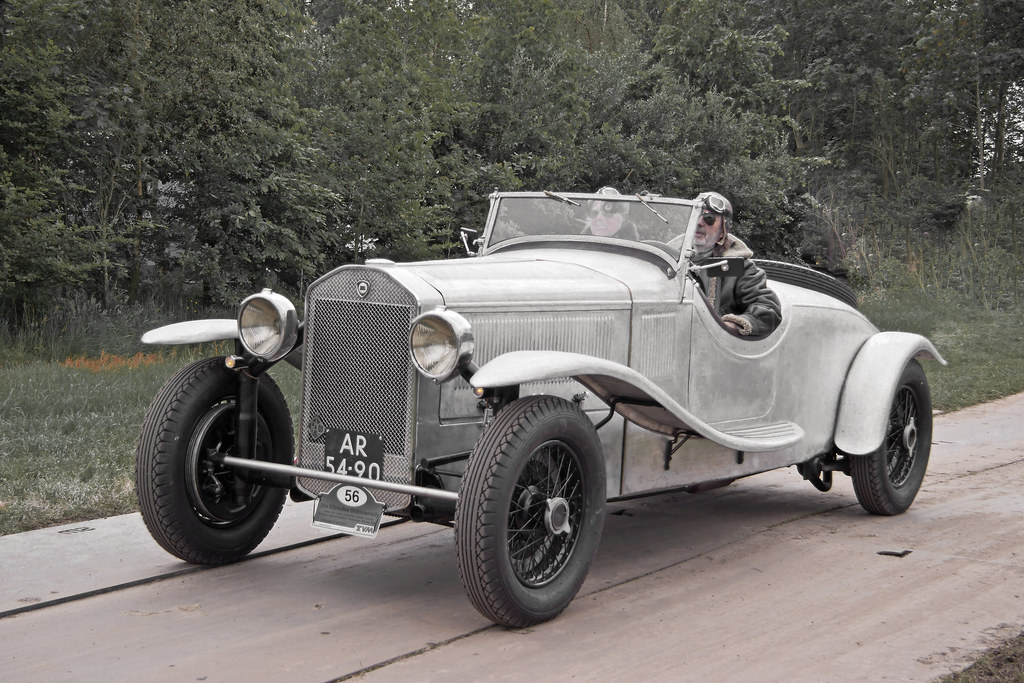Lancia Dilambda Roadster Boneschi body 1929 (7958) | Flickr