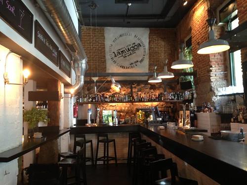 La mucca madrid carmen voces flickr for Restaurante la mucca madrid calle prado