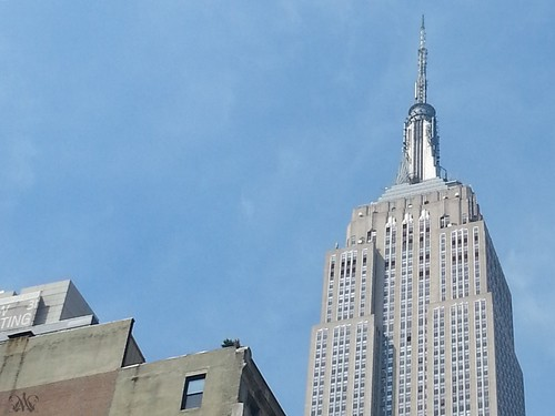 Empire State Building | by Maite Ramos Ortiz