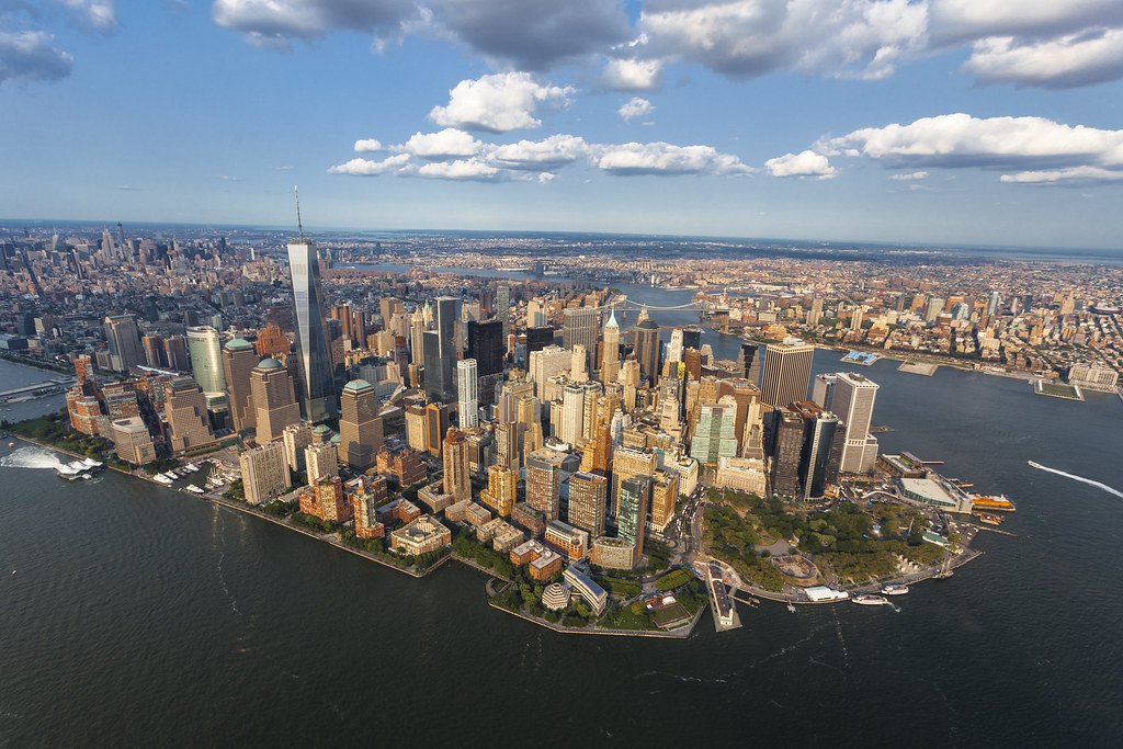 Image result for financial district nyc
