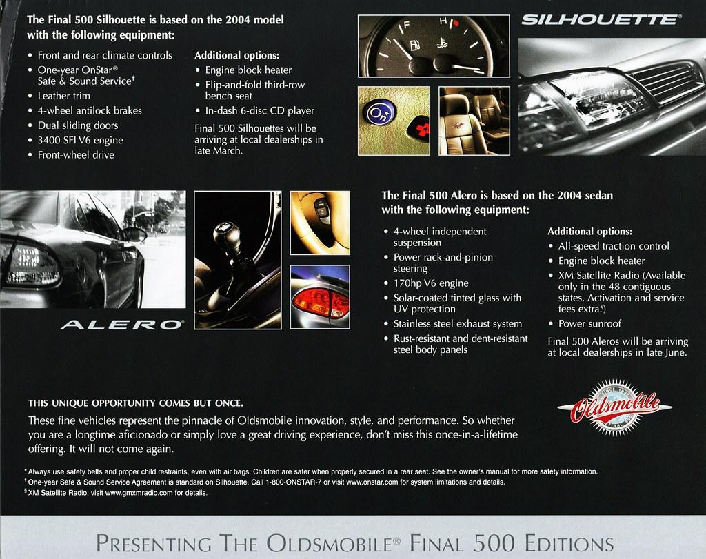 2004 Oldsmobile Alero Manual Silhouette Engine Diagram Final Alden Jewell Flickr 1024x811