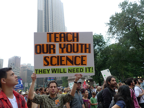 Peoples Climate March NYC | by Susan Melkisethian