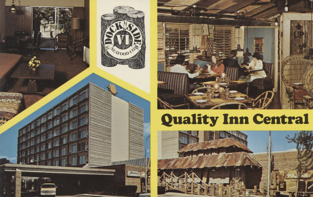 Quality Inn Central - Cincinnati, Ohio