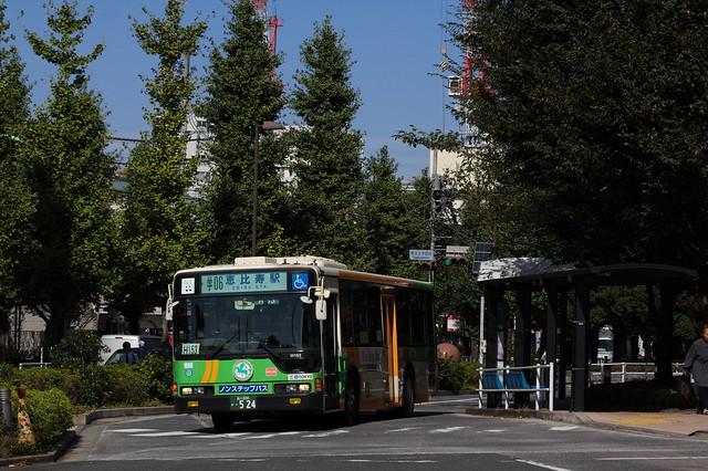 2016/10/27 東京都交通局 H153