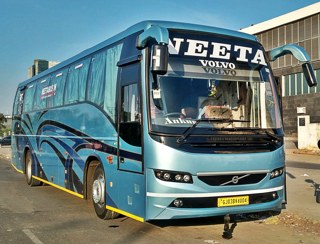 Neeta Travels Volvo Bus | tejas chaudhari | Flickr
