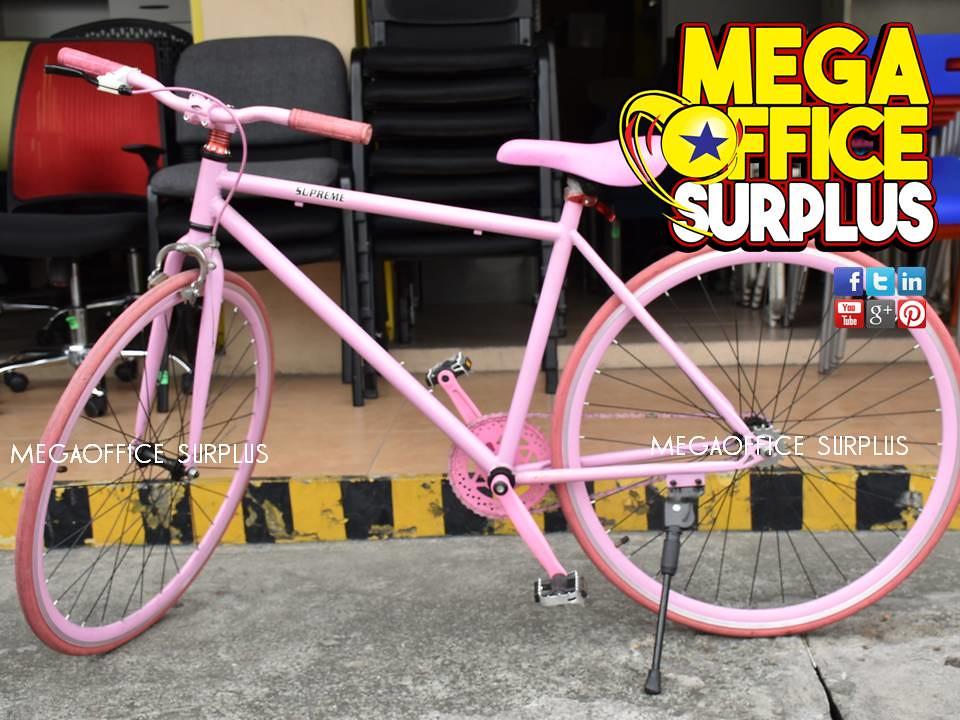 Megaofficesurplus 2017 Fixed Gear Fixie Bike By Megaoffice Surplus