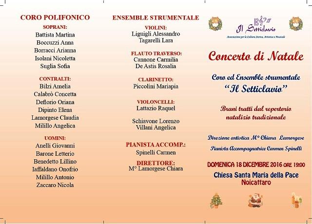 Noicattaro. Concerto Setticlavio intero1
