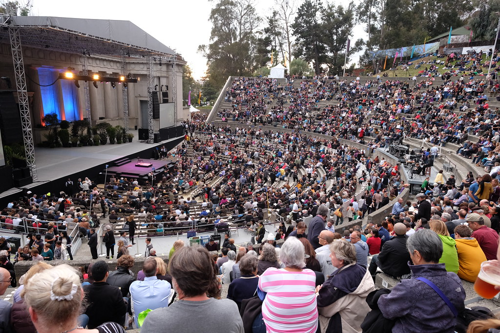 Image result for the greek theater berkeley