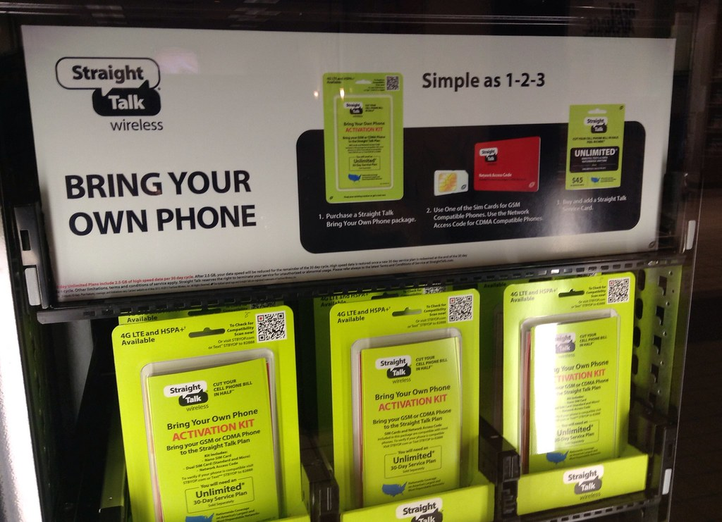 Straight Talk Wireless   Straight Talk Wireless, Cell Phone