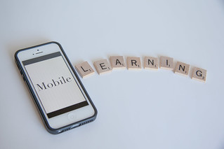Mobile Learning Smartphone | by leanforward_photos