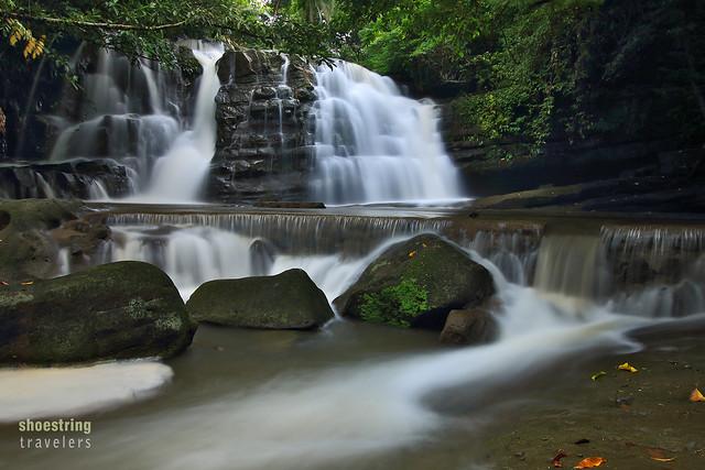 Dahoyhoy Falls in Mauban, Quezon
