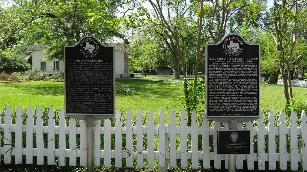 Sam Houston Memorial Museum Huntsville Tx6 The Sam Houst Flickr