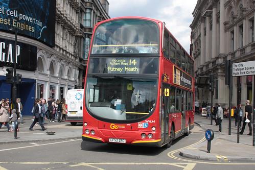 London General WVL44 LF52ZRC