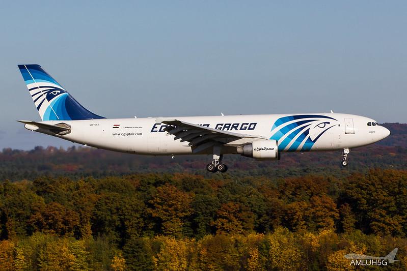 Egyptair Cargo - A306 - SU-GAS (3)