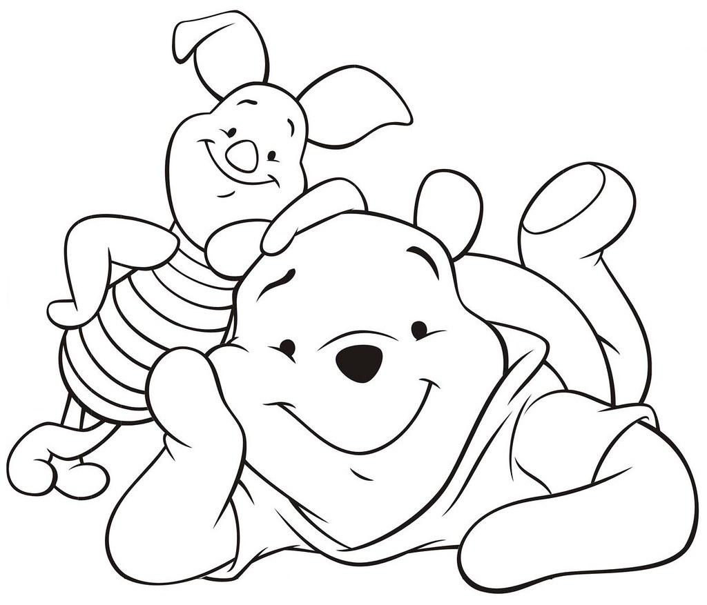desenhos para colorir disney ursinho puff desenhos para i flickr