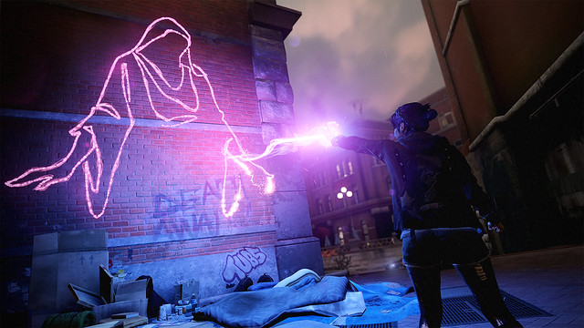 New inFAMOUS First Light Trailer Revealed