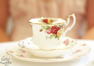 bridget teacup | by The Better Martha