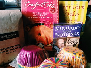 MEET YOUR BAKER giveaway | by candacesbookblog
