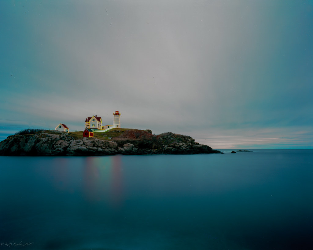 Christmas Nubble Light 4x5 | Tachihara 4x5 Camera 8 Seconds … | Flickr