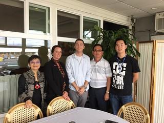 Oct 31 '16 SDSU Student Dylan Grise Interviews Mr. David Du