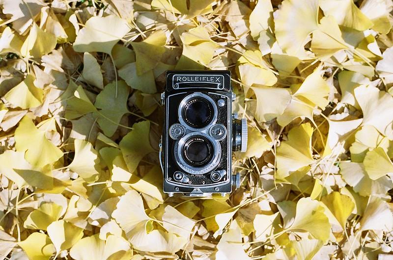 Rolleiflex 3.5E2 Xenotar
