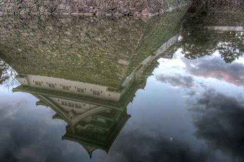 Kokura Castle on NOV 25, 2016 vol01 (2)