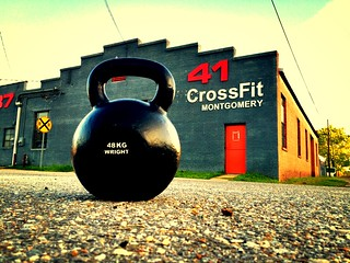 Let's do this!#KettleBell #crossfit #crossfitmontgomery #iphoneonly #iphone | by drjoshuawhitman