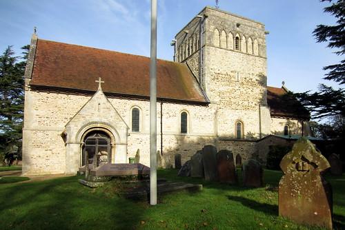 St Michael's Stewlkey
