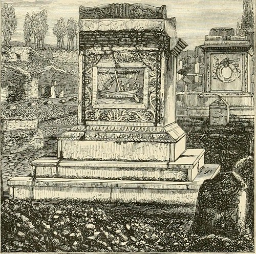 "Image from page 547 of ""Pompeii, its history, buildings, and antiquities : an account of the destruction of the city with a full description of the remains, and of the recent excavations, and also an itinerary for visitors"" (1867) 