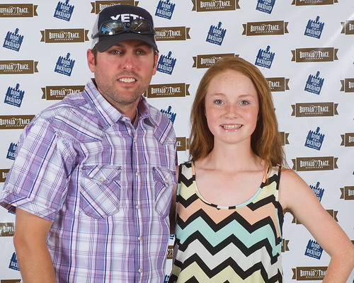 Casey Donahew - Meet and Greet 2014 Bands in the Backyard