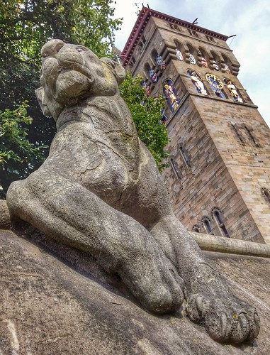 Keeping watch over Cardiff | by Darren Waters