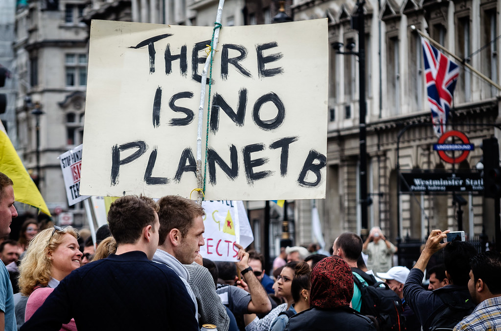 Image result for climate protest london