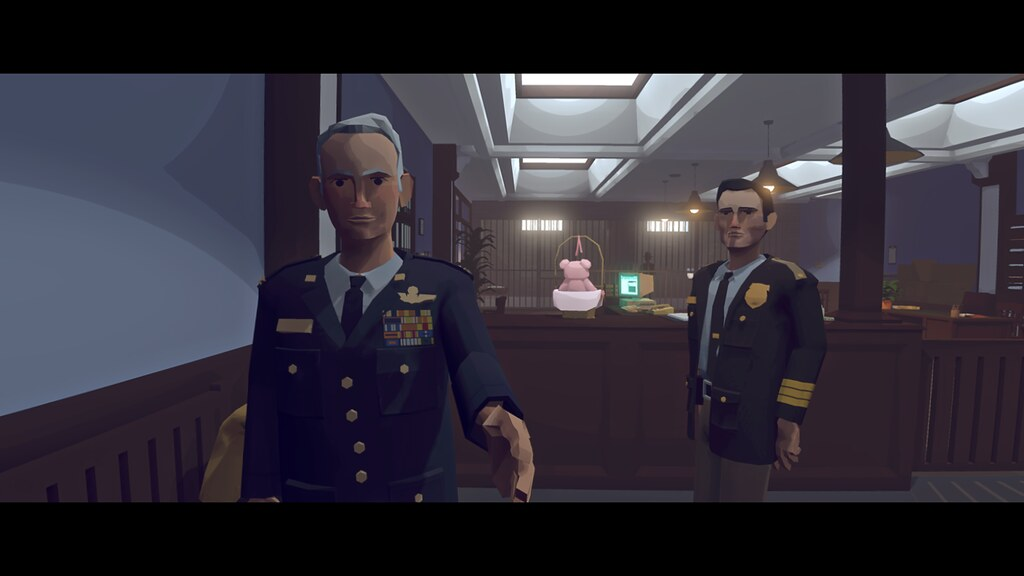 Unsettling noir mystery Virginia arrives on PS4 today