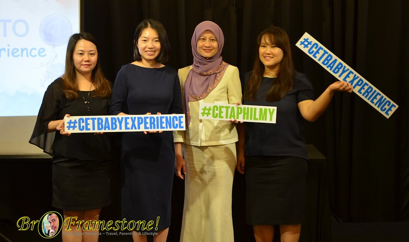 Cetaphil Baby Experience Workshop