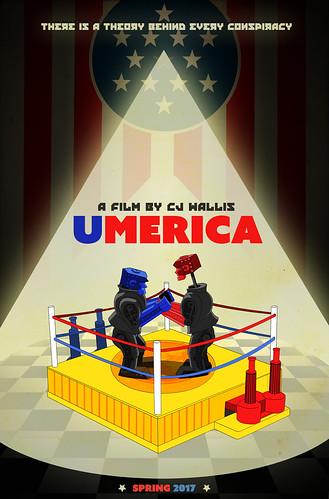 Umerica - Teaser Poster