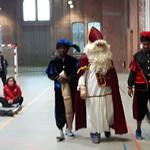 Sinterklaasfeest Park Spoor Noord - 03-12-2016