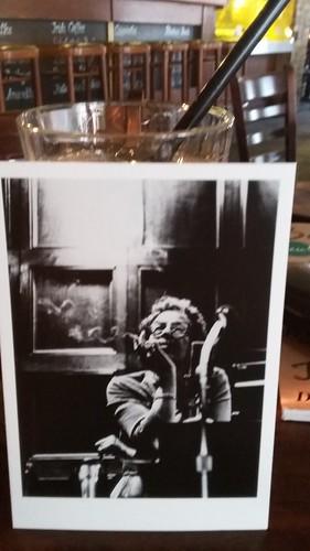 Hannah Arendt Postcard