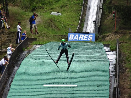 Ski jumping in Wippra