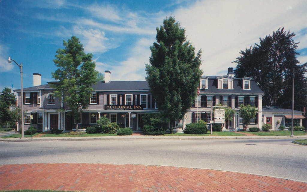 Colonial Inn - Concord, Massachusetts