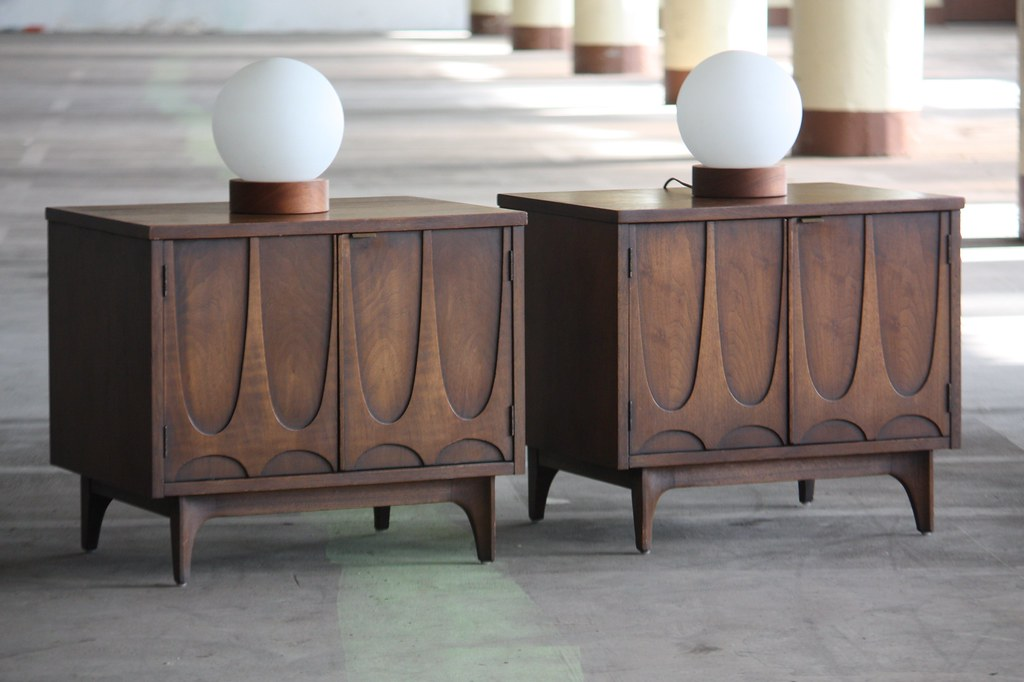 Playful Midcentury Modern Broyhill Brasilia Commode Side T Flickr