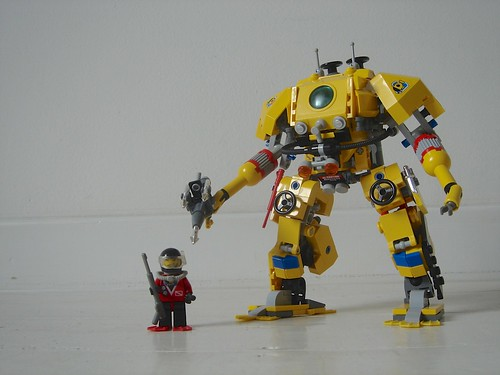 Lego Aquanauts Alternative Builds