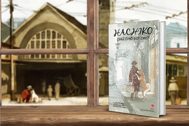 hachiko chu chu doi cho ebook