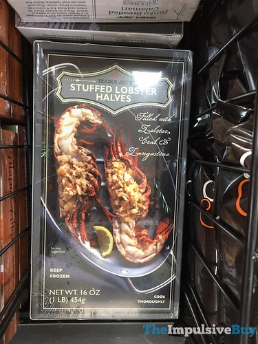 Trader Joe's Stuffed Lobster Halves | theimpulsivebuy | Flickr