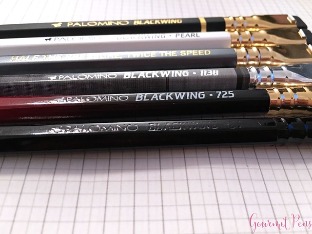 Review @Palomino @Blackwing Volume 24 Pencil @PencilsCom 3