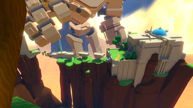 5 things to do in PlayStation VR title Windlands this launch weekend