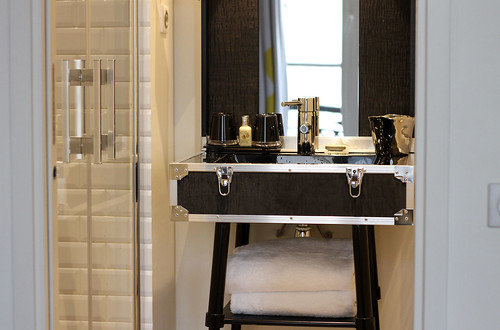 Hotel 123 Sébastopol Paris Bathroom