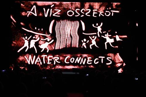 Иштирок дар Саммити оби Будапешт  28.11.2016
