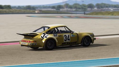 Porsche 911 Carrera RSR - Meznarie - Hubert Striebig - 4h du Mans 1974 (4)