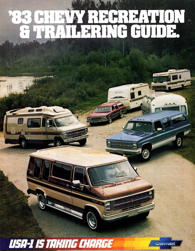 1983 chevrolet recreation trailering guide alden jewell flickr rh flickr com chevrolet towing guide chevrolet trailering guide 2015