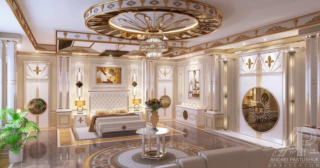 Art Deco Master Bedroom My Design Of A 96 Sqm Bedroom Sty Flickr